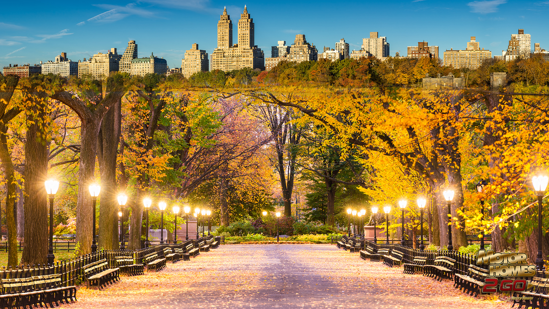 Free Things To Do In the Big Apple. Motorhomes 2 Go RV Blog