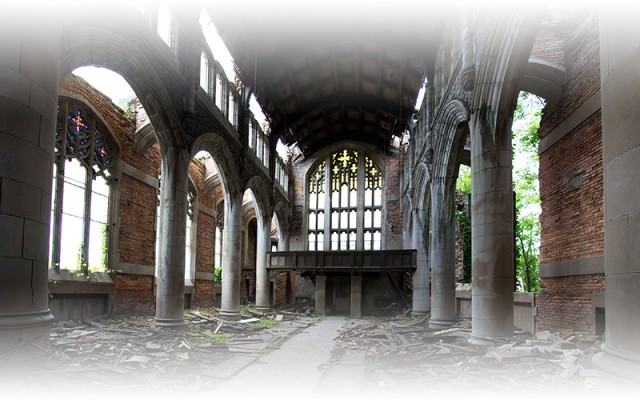 City Methodist Church in Gary, Indiana