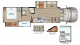 2018 DX3 37BH Floor Plan