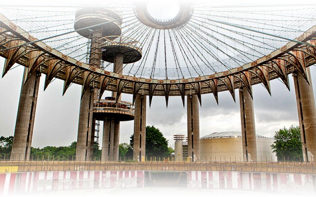 New York State Pavilion in Corona, New York
