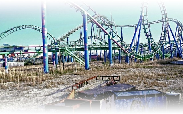 Six Flags in New Orleans, Louisiana