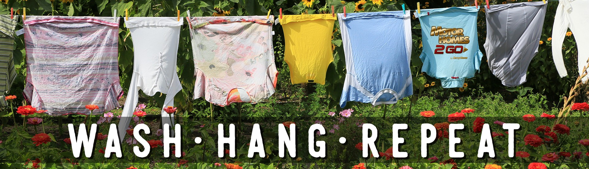 Wash. Hang. Repeat.