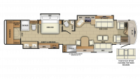 2018 Anthem 44F Floor Plan