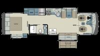 2018 Legacy 34A Floor Plan