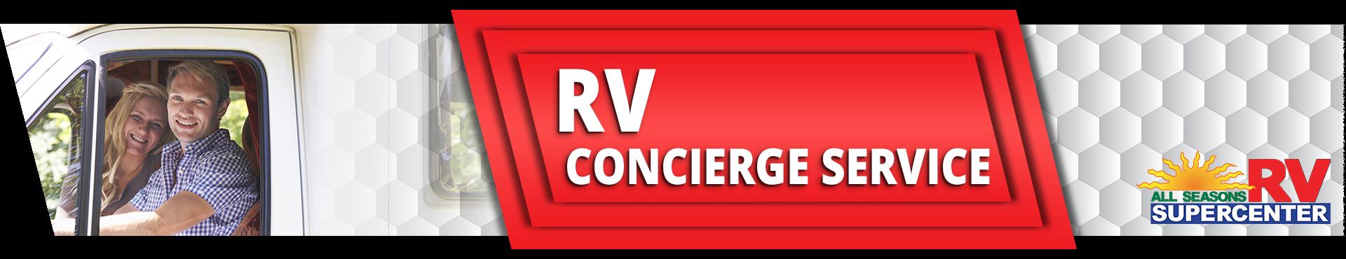 RV Concierge Service