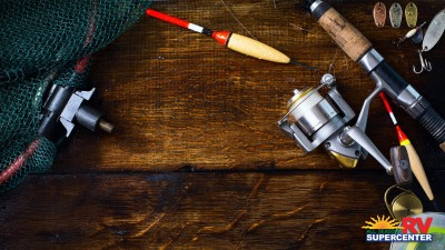 Collapsible Fishing Poles Feature
