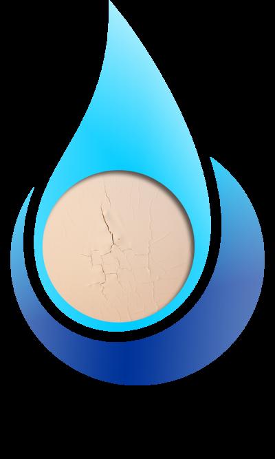 Cracks Wall Water Damage
