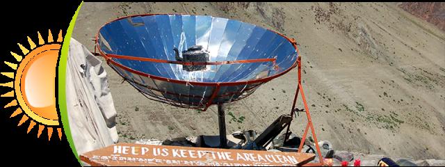 Sun Solar Oven
