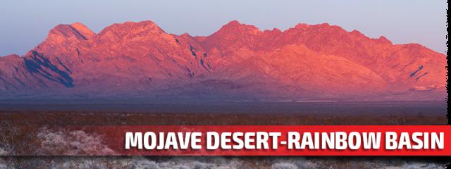 Rainbow basin-Mojave Desert