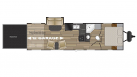 2018 Stryker 2912 Floor Plan