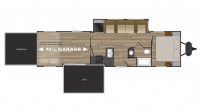 2018 Stryker 3212 Floor Plan