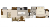2019 Mobile Suites 43 ATLANTA Floor Plan