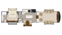 2019 Mobile Suites 44 NASHVILLE Floor Plan