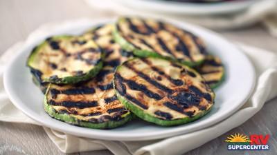 Grilled Zucchini 1
