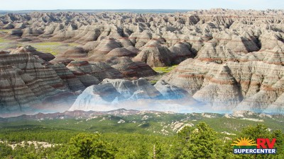 Black Hills And Badlands