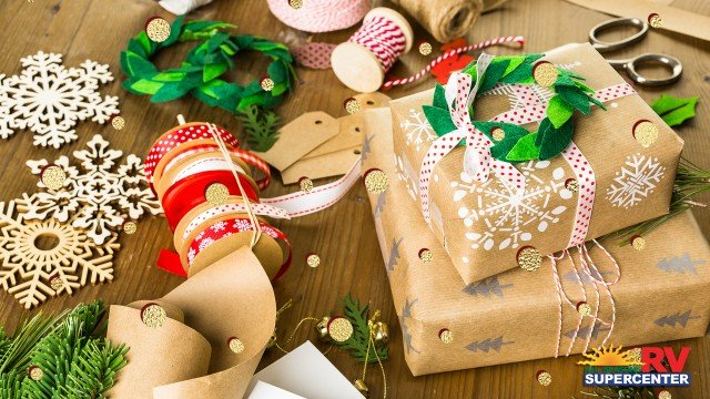 Wrap Your Gifts With Homemade Gift Wrap