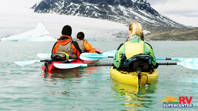 Everything You Need To Know About Winter Kayaking
