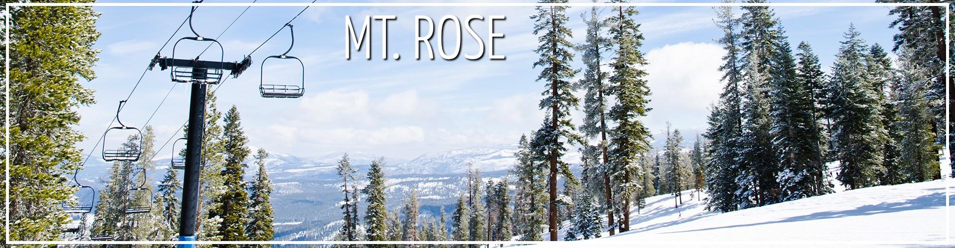 mt rose