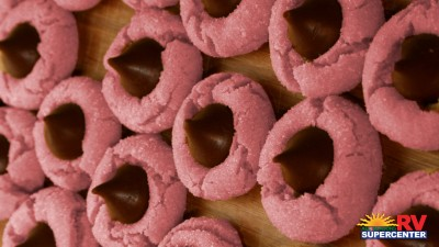 Strawberry Blossom Cookies 2