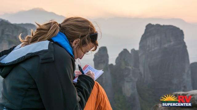 Start Journaling Your Travel Adventures
