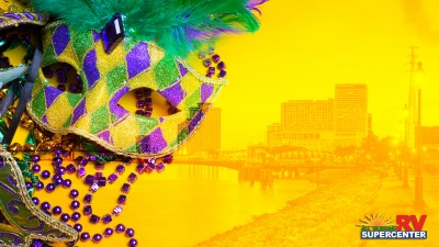 Mardi Gras In New Orleans