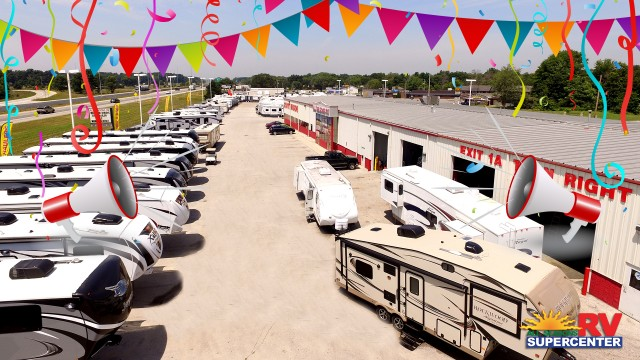 Save Thousands At All Seasons RV