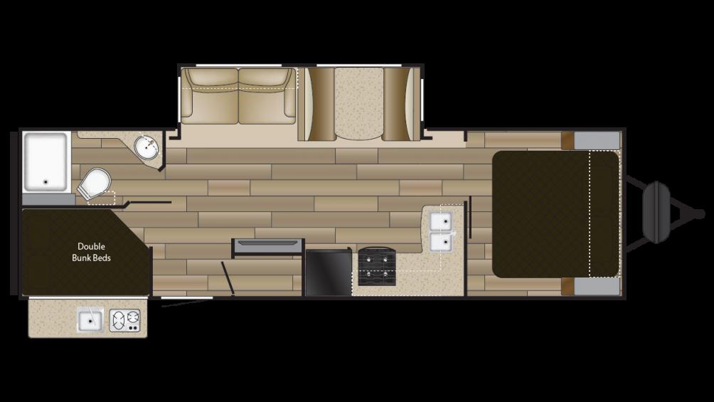 Cruiser Funfinderxtremelite 2018 27bh