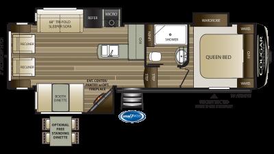 2021 Cougar Half Ton 27SGS - 503259