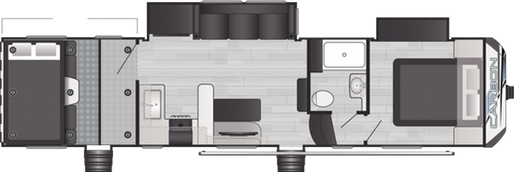 Carbon 338 Floor Plan - 2021