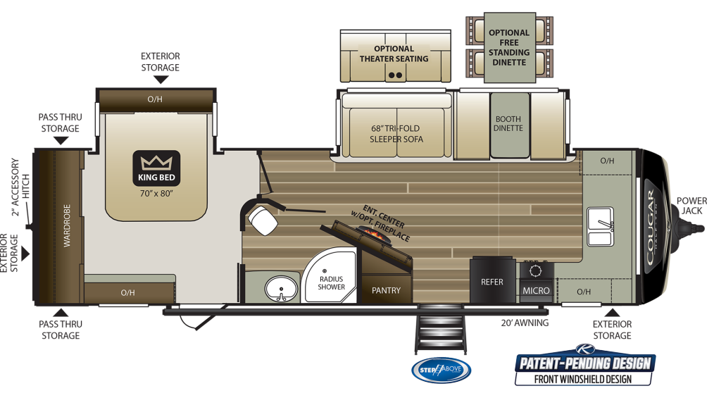 cougar-half-ton-29fkd-floor-plan-2020-001