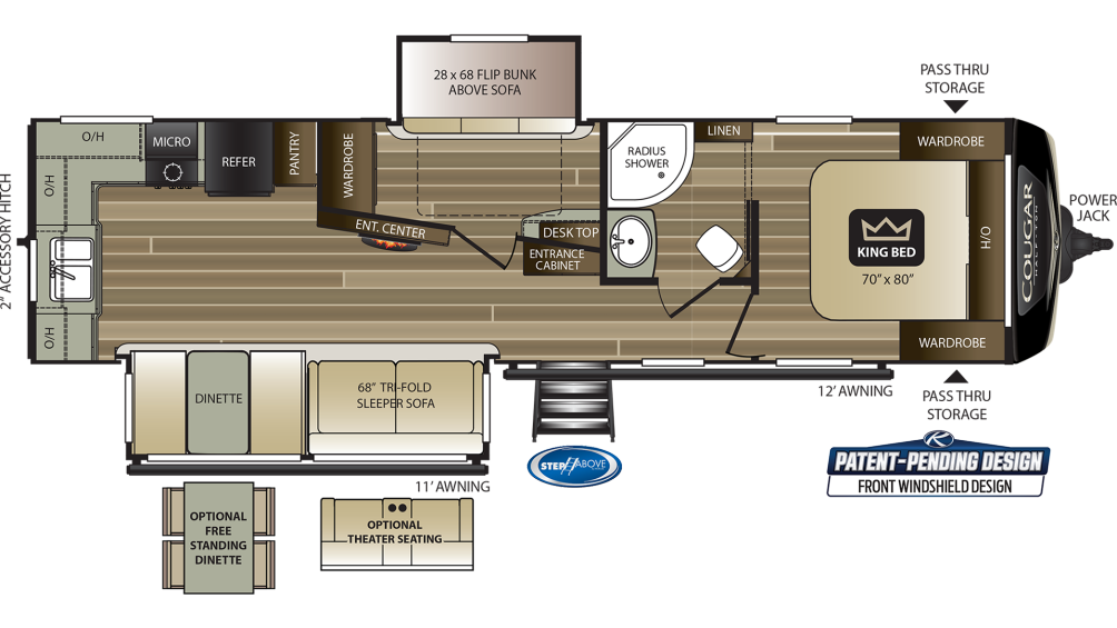 cougar-half-ton-31mbs-floor-plan-2020-001