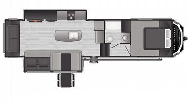 2021 Hideout Fifth Wheel 300RLDS - HI0327
