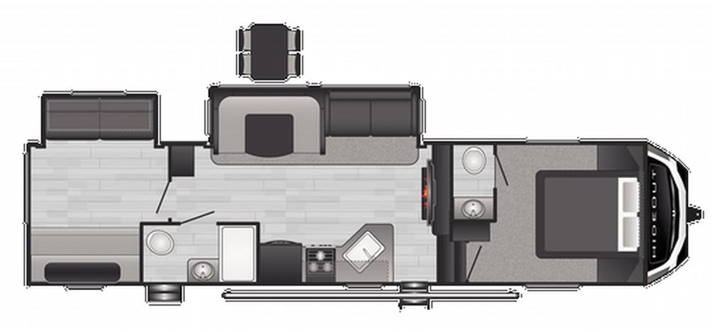 hideout-fifth-wheel-308bhds-floor-plan-1986