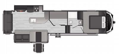 2021 Hideout Fifth Wheel 320MBDS - HI8812