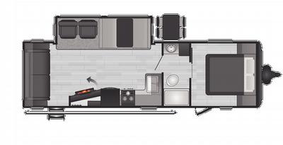 2021 Hideout Luxury 27RLS - HI3579