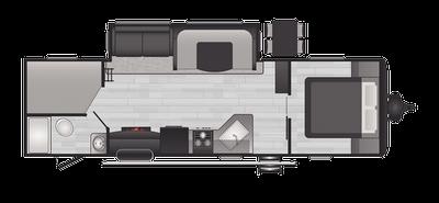 2021 Hideout Luxury 28BHS - 724211