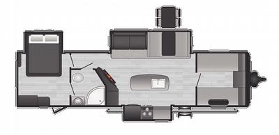 2021 Hideout Luxury 32FBTS - HI3683