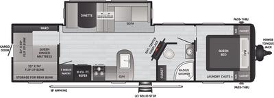 2022 Hideout Luxury 32LBH - HI5367