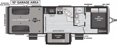 2022 Impact Vapor Lite 28V - IM3049