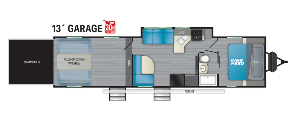 Lithium 3113 Floor Plan - 2022