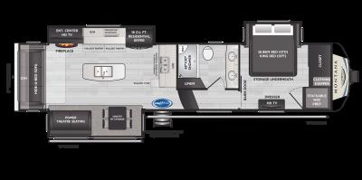 2021 Montana 3231CK - 702091