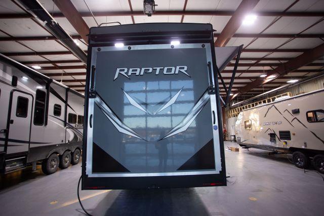 2019 Raptor 351 Exterior Photo