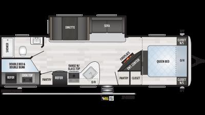2020 Springdale 295BH - SP5657