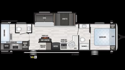 2020 Springdale 335BH - SP1759