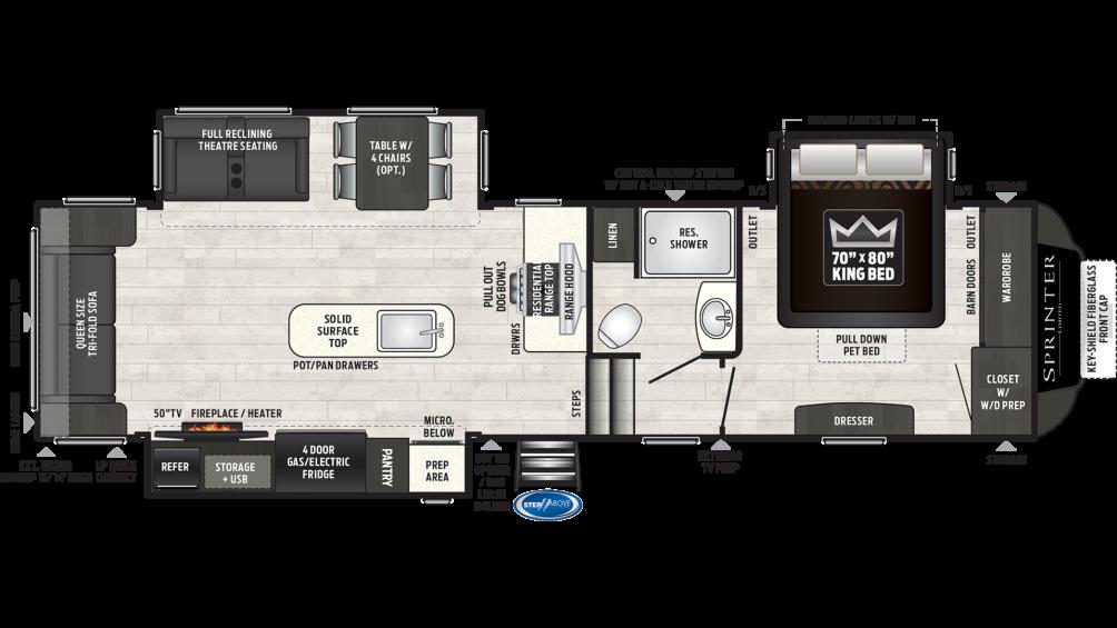 sprinter-limited-3160fwrls-floor-plan-2020