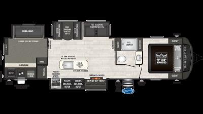 2020 Sprinter Limited 341BIK - SP2528