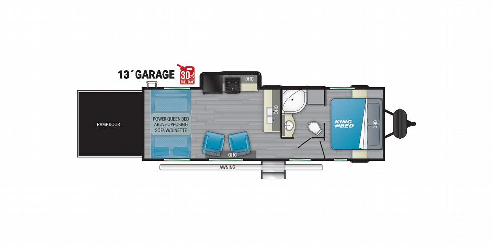 Torque T26 Floor Plan - 2021
