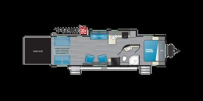 Torque T285 Floor Plan - 2021