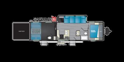 Torque T322 Floor Plan - 2021
