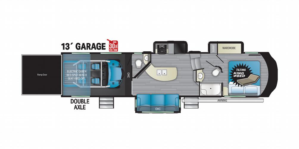 Torque TQ345 Floor Plan - 2021